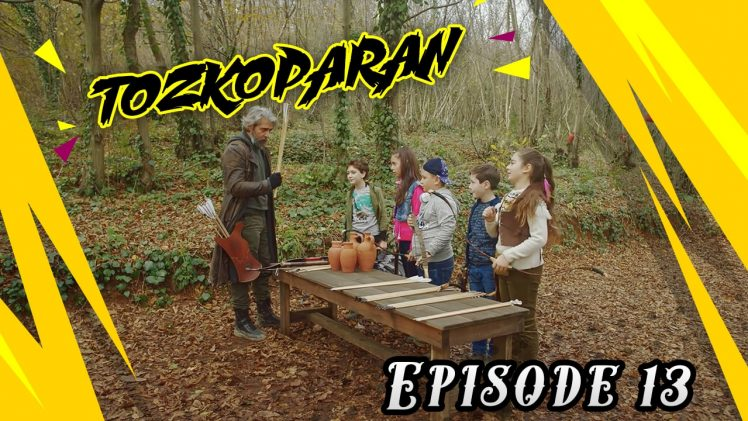 Tozkoparan Episode 13