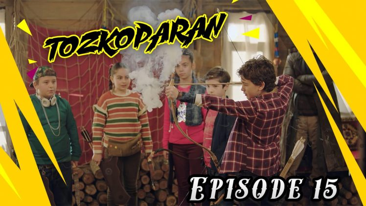 Tozkoparan Episode 15