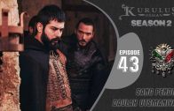 Kurulus Osman Season 2 Episode 43